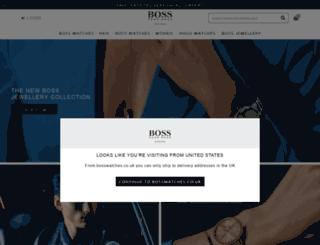 bosswatches.co.uk screenshot