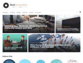 bostinnovation.com screenshot