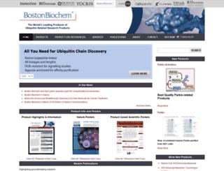 bostonbiochem.com screenshot