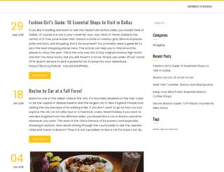 bostoncitytourist.com screenshot