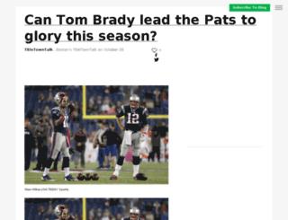 bostontitletown.sportsblog.com screenshot