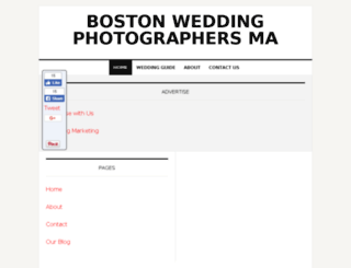 bostonweddingphotographersma.com screenshot