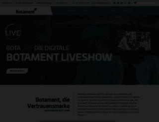 botament.com screenshot