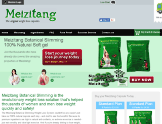 botanicalslimming.net screenshot
