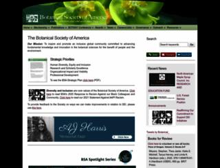 botany.org screenshot