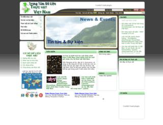 botanyvn.com screenshot