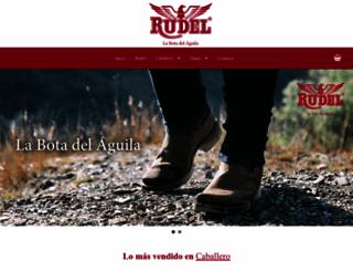 botasrudel.com screenshot