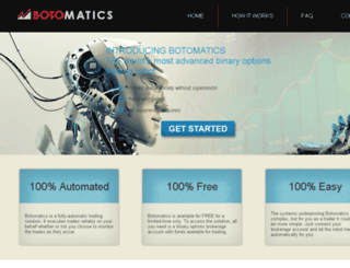 botomatics.com screenshot
