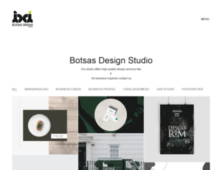 botsasdesign.gr screenshot