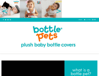 bottlepets.net screenshot