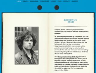 boudewijnbuch.nl screenshot