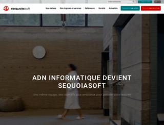 boudigau.camp-atlantique.com screenshot