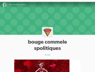bougecommelespolitiques.tumblr.com screenshot
