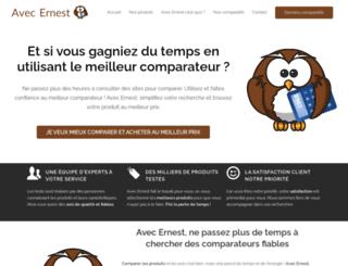 bouillondepeinture.com screenshot