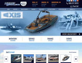 boulderboats.com screenshot
