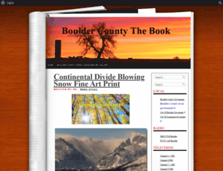 bouldercountybook.com screenshot