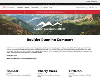 boulderrunningcompany.com screenshot