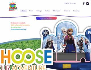 bounce2adventure.com screenshot