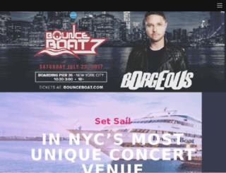 bounceboat.com screenshot