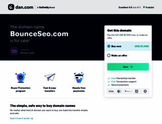 bounceseo.com screenshot