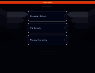 boundaries.it screenshot