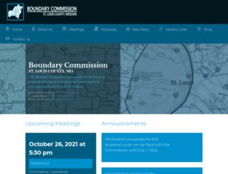 boundarycommission.com screenshot