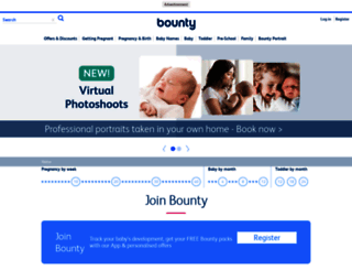 bounty.com screenshot
