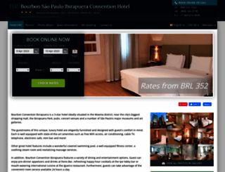 bourbon-hotel-ibirapuera.h-rez.com screenshot