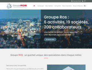 bourse.risc-group.com screenshot