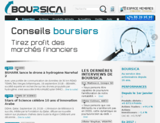 boursica.fr screenshot