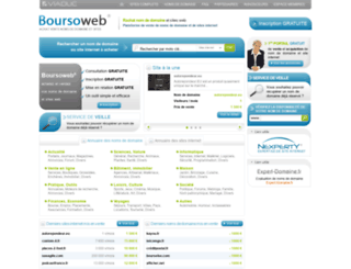 boursoweb.fr screenshot