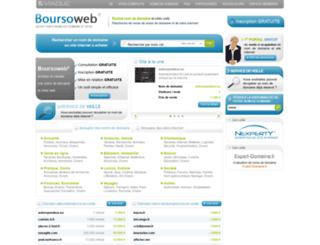 boursoweb.fr screenshot