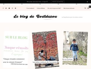 boutdezou.fr screenshot