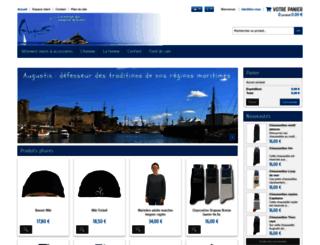 boutique-augustin.com screenshot