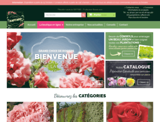 boutique-de-la-rose.com screenshot