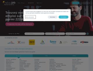 boutique.meteojob.com screenshot