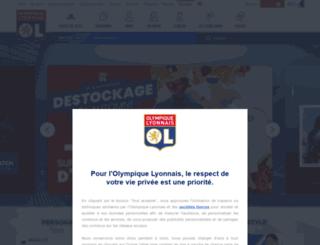 boutique.olweb.fr screenshot