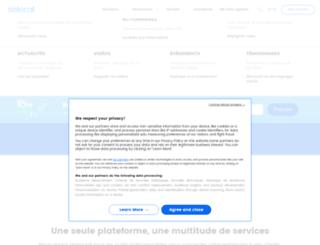 boutique.pagesjaunes.fr screenshot