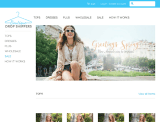 boutiquedropshippers.com screenshot