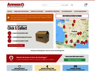boutiquedudemenagement.com screenshot