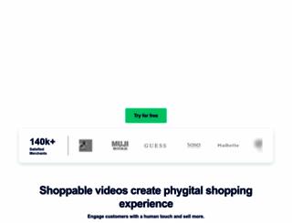 boutir.com screenshot
