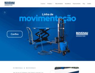 bovenau.com.br screenshot