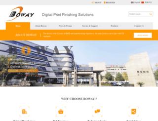 bowaychina.com screenshot