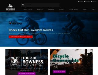 bowcycle.com screenshot