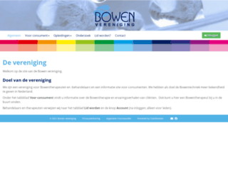 bowen.nl screenshot
