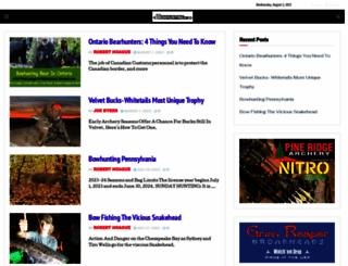 bowhunting.net screenshot