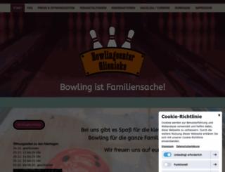 bowlingcenter-glienicke.de screenshot