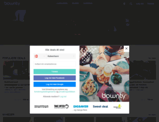 bownty.com screenshot