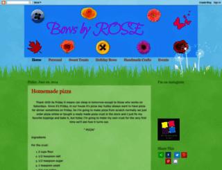 bowsbyrose.blogspot.sg screenshot