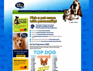 bowwow.com.au screenshot
